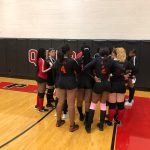 Girls Varsity Volleyball falls to Shenango 3 – 0
