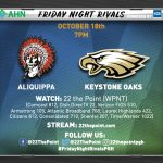 Friday Night Rivals LIVE TV Broadcast