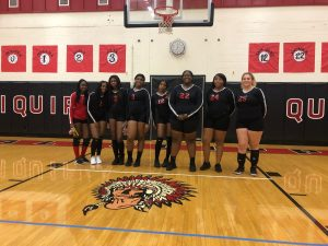 Vb Sr. Night (10/17)