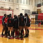 Girls Varsity Volleyball falls to South Side 3 – 1