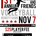 Attention Volleyball Alumni and Fans