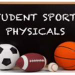 Winter Sports Physicals Wednesday November 13th