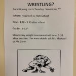 Interested in Wrestling??