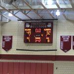 Girls Varsity Basketball falls to Freedom Area 49 – 32
