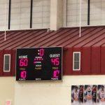 Girls Varsity Basketball beats New Brighton 60 – 45