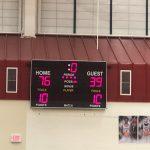 Boys Varsity Basketball beats New Brighton 76 – 39