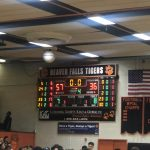 Boys Varsity Basketball falls to Beaver Falls 57 – 36