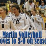 Marlins Volleyball downs Walton Braves and continue to 3-0 on season