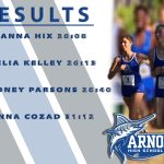 Arnold Girls Cross Country compete in the Dolphin Dash over the weekend