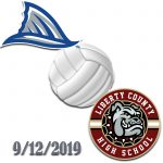 AHS Volleyball Vs Liberty County