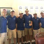 Arnold Boys Golf finishes 3rd out of 18