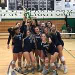 Lady Marlin Volleyball dominates Choctaw Tournament.