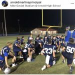 Arnold JV stays unbeaten with win over bay