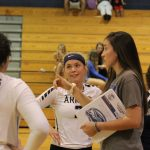 Marlin Volleyball falls to talented Chiles team