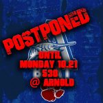 Game vs Pensacola Postponed until 10.21