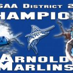 Arnold Swim wins the District 2A-1 Championship