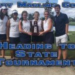 Lady Marlins Golf heading to State Tournament