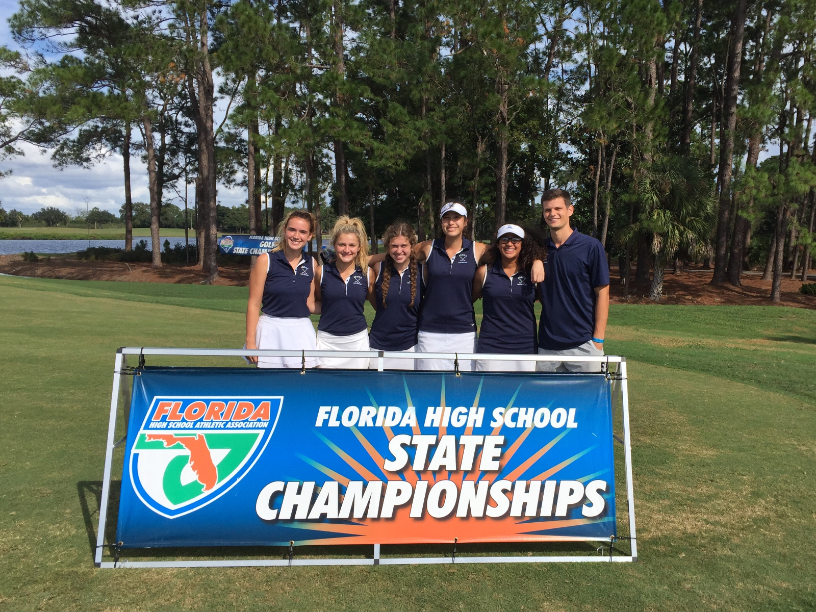 Girls golf finishes 11th at state!