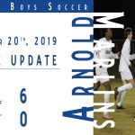 Boys Soccer moves to 2-0