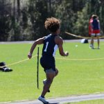 Arnold Track hits halfway mark of season