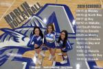 2020 Arnold Volleyball Schedule