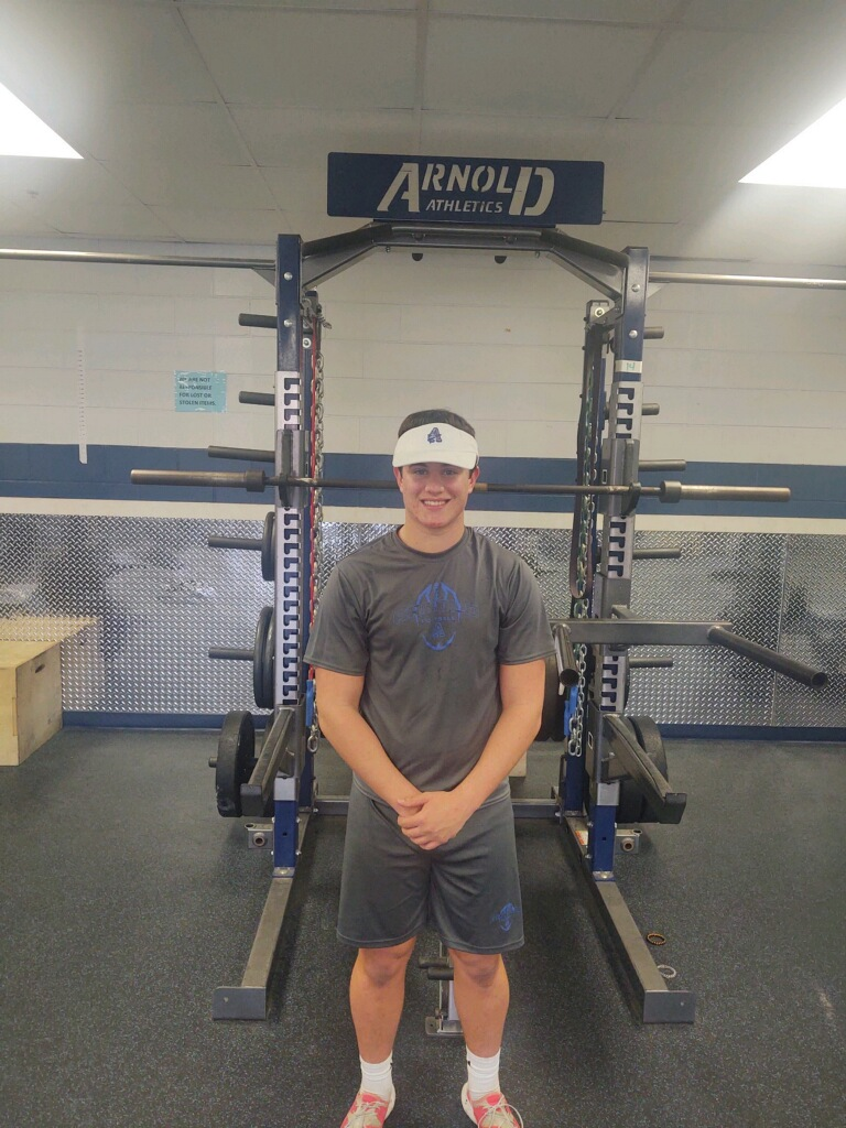 Lifter of The Day