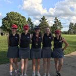 Bronchos Finish 13th at Jeff Booster Invite