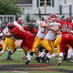 Lafayette Jeff Football Week 3 vs McCutcheon