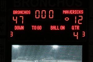 Lafayette Jeff Football Week 3 vs McCutcheon