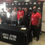Lafayette Jeff's D'Marco Cross Signs to Play Football at Illinois State
