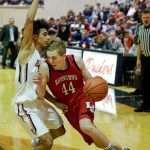 Boys Basketball Gets Win No. 20; Clinches NCC Title