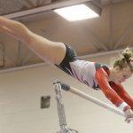 Lafayette's Julie-Ann Stephany Advances to Regionals in Gymnastics