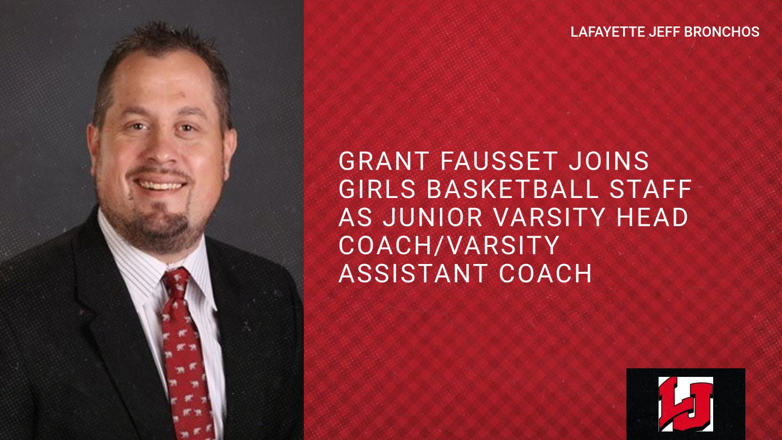 Grant Fausset Brings Collegiate Experience to Lafayette Jeff