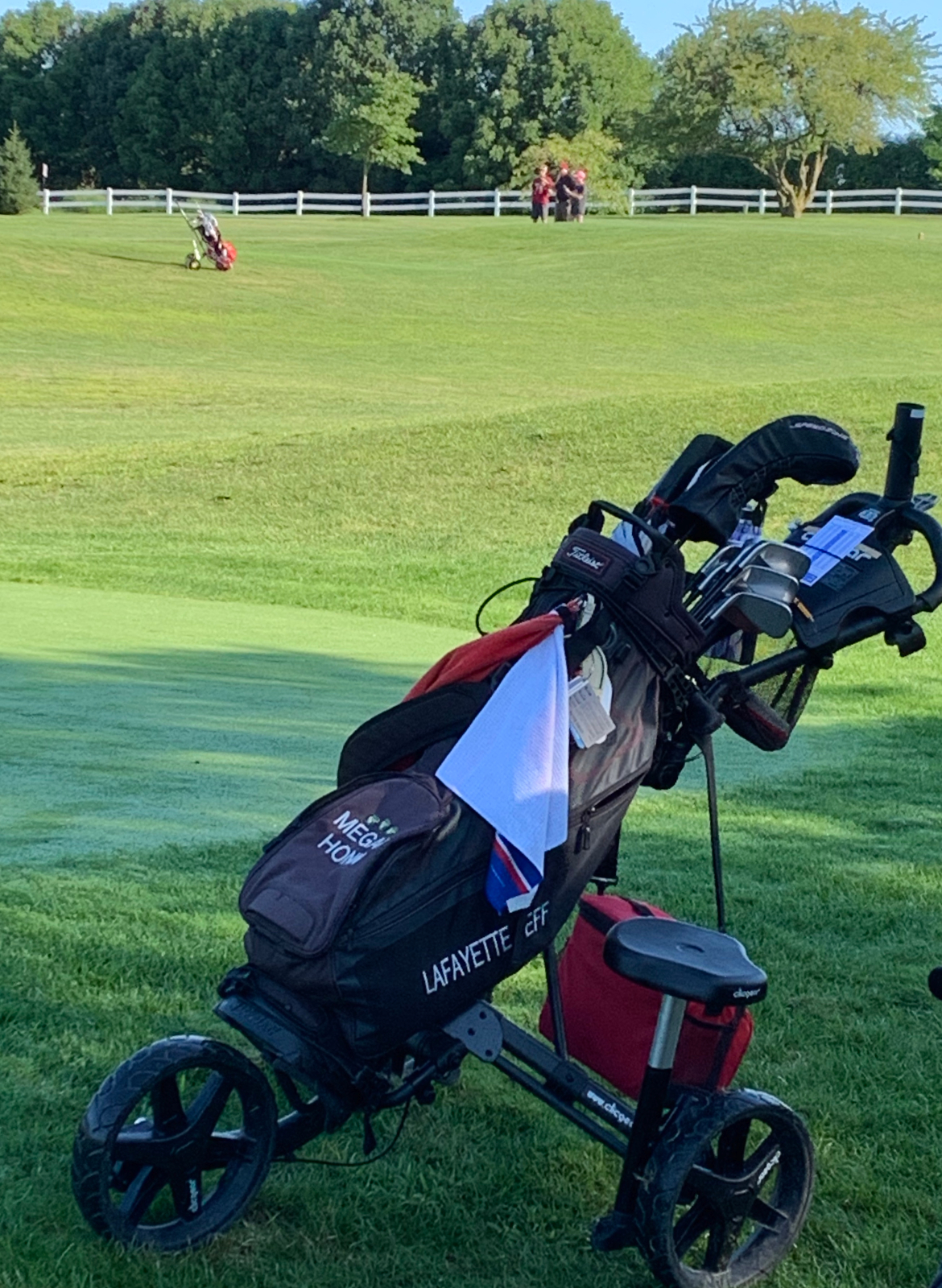 Girls Golf Continues Play at West Lafayette Invitational