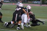 Football Improves to 5-0 with 50-13 Win