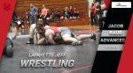 Jacob Raub Advances to Wrestling State Championships