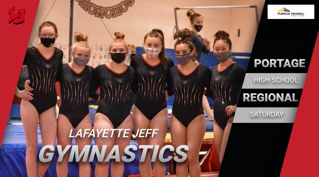 Gymnastics Team Advances to Regional