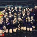 Sprague High School Coed Varsity Dance finishes 11th place