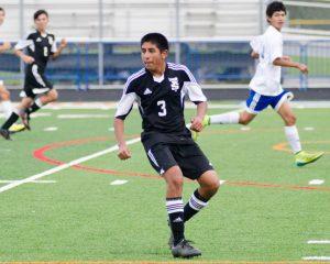 Boys Soccer McNary 2015