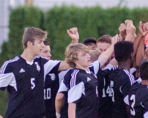 Boys Soccer McKay 2015