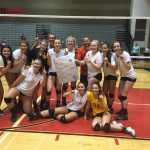 Volleyball Tournament Updates