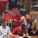 Blair Signs on with Biola