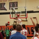 Sprague Hoops downs North tonight and earns first Conference title in 20 years