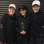 Sprague High School Girls Varsity Golf finishes 2nd place