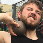 Oly Track & Field outperforms Saxons