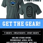 Get your GVC District Track gear today!!!