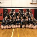 Coed Varsity Dance finishes 1st place at Thurston Competition