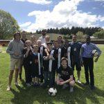 Sprague Boys Soccer Visit Sumpter School