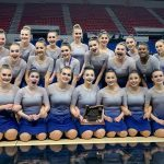 Dance Team finishes 4th at OSAA Dance/Drill State Championships