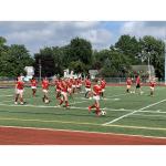 Girls Varsity Soccer falls to Holy Name High School – soccer 5 – 0
